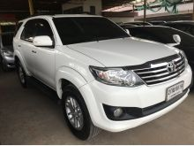 TOYOTA Fortuner 2.7 ปี 2013
