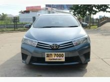 TOYOTA ALTIS 1.6E CNG AT ปี 20