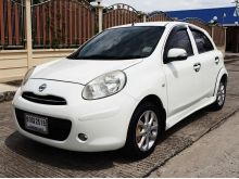 NISSAN MARCH 1.2 E ปี 2011 เกี