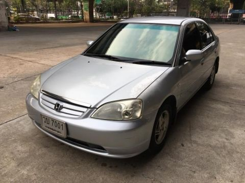 2002 Honda CIVIC 1.7 Vtec รถสภ