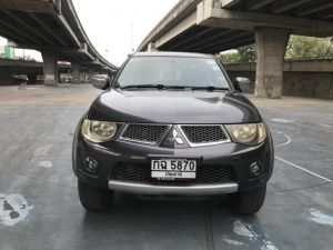 2012 Mitsubishi TRITON 2.5 DOUBLE CAB 4x4 AT