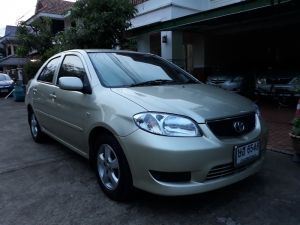 TOYOTA VIOS 1.5 [E]AT ปี 2004