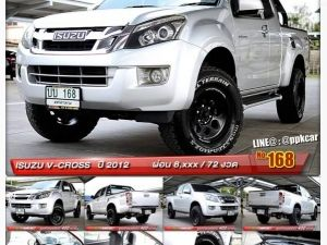2012 ISUZU V-CROSS, 2.5 Ddi Z