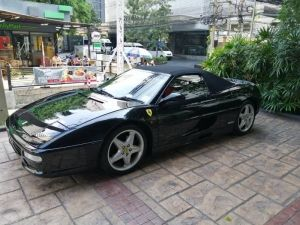 Ferrari รุ่นF355 Spider Convetible