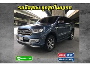 Ford Everest 3.2 Titatium Plus AT ปี2016