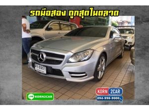 Mercedes-Benz CLS 250 CDI AT ปี2012