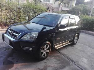 ขายรถ HONDA CR-V 2.0 i-VTEC AT 2004