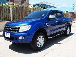FORD RANGER DOUBBLE CAB 2.2 Hi-Rider XLT  โฉมALL NEW ปี 2012 เกียร์ AUTO 6SPEED รูปที่ 0