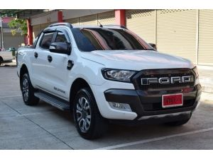 Ford Ranger 3.2 DOUBLE CAB (ปี 2017) WildTrak Pickup AT รูปที่ 0