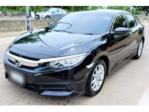 2018 Honda CIVIC 1.8 E AT