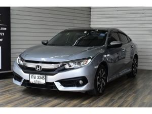 HONDA CIVIC FC 1.8EL i-VTEC AT 2016