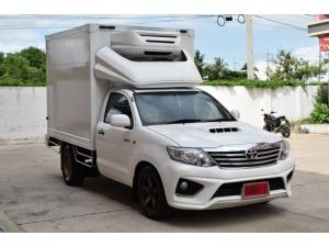Toyota Hilux Vigo 2.5 CHAMP SINGLE (ปี 2014) J STD Pickup MT รูปที่ 0