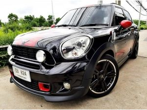 Mini COOPER S COUNTRYMAN JCW 2012