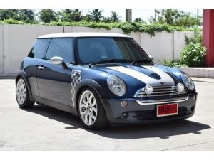 Mini Cooper 1.6 R50 (ปี 2006) Checkmate Hatchback AT ราคา 729,000 บาท