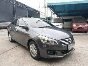 Suzuki Ciaz GLX 1.25L CVT at ปี 2018