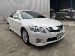 Toyota Camry HB 2.4 Navi at ปี 2011