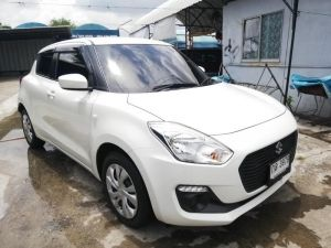 Suzuki Swift GL (NEW) at ปี 2018