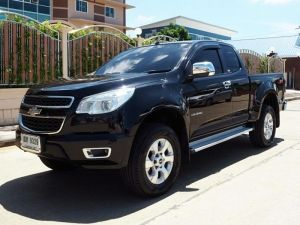 CHEVROLET COLORADO NEW X-CAB 2.8 LTZ Z71 4WD ปี 2012 เกียร์MANUAL