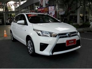 ฟรีดาวน์ Toyota Yaris 1.2E Hatchback AT 2016
