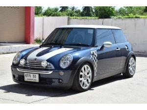 Mini Cooper 1.6 R50  Checkmate Hatchback AT