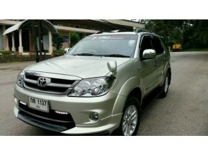 Toyota Fortuner 2.7 Top ปี 2005