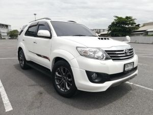 Toyota Fortuner 3.0 TRD 4WD at ปี 2013