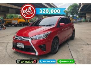 Toyota Yaris 1.2 E AT ปี2016