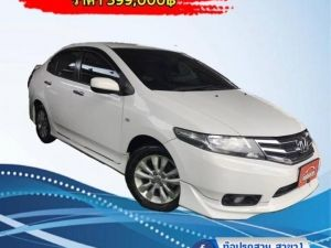 HONDA CITY 1.5 AT ปี 2012
