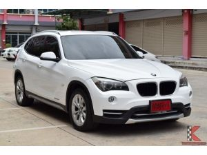 BMW X1 2.0 E84 (ปี 2013) sDrive20d Highline SUV AT