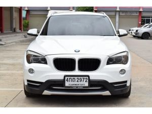 BMW X1 2.0 E84 (ปี 2013) sDrive20d Highline SUV AT ราคา 899,000 บาท