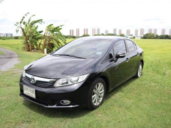 2013 Honda Civic FB 1.8 E i-VTEC Sedan AT