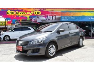 SUZUKI CIAZ GL 1.25L AT ปี 2018