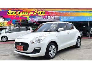 SUZUKI NEW Swift GLX-NAVI 1.2L AT ปี 2018