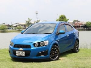 2013 CHEVROLET Sonic 1.4 LS Sedan AT