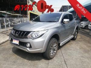 Mitsubishi Triton 4DR 2.4 GTS PLUS AT ปี 2018