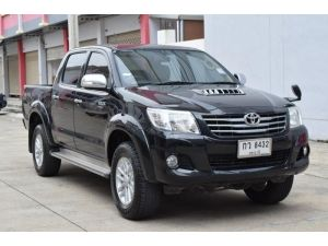 Toyota Hilux Vigo 2.5 CHAMP DOUBLE CAB (ปี 2013) G Prerunner VN Turbo Pickup AT