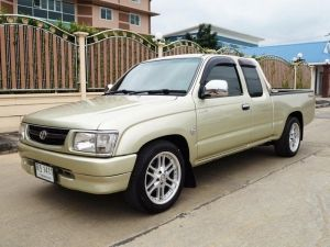 TOYOTA HILUX TIGER CAB 2.4 GL (POWER) ปี 2001 เกียร์MANUAL