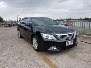 2012 TOYOTA CAMRY, CAMRY 2.5 G