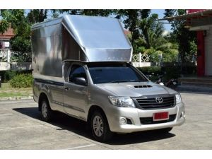 Toyota Hilux Vigo 3.0 CHAMP SINGLE (ปี 2012 ) J Pickup MT