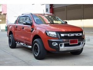 Ford Ranger 3.2 DOUBLE CAB (ปี 2015 ) WildTrak Pickup AT