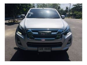 ขายกระบะ isuzu d-max hi-lander open cab 1.9 blue power super day light ปี 2017