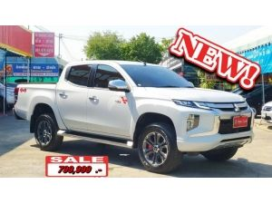 Mitsubishi NEW Triton 4DR 2.4 GT PLUS at ปี 2019