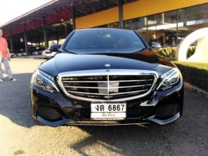 BENZ C350e 2.0 EXCLUSIVE W205 PLUG-IN HYBRID ปี 2018​ (หน้าใหม่)​