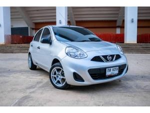Nissan March 1.2 S MT ปี 2017
