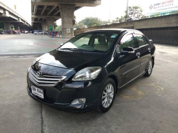 TOYOTA VIOS 1.5G AT ปี 2011