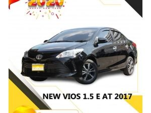 Toyota NEW Vios 1.5 E AT 2017