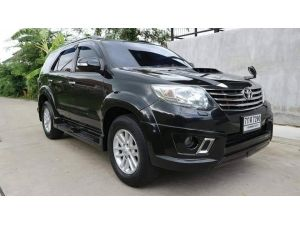 TOYOTA FORTUNER 3.0 V 4WD ปี2012
