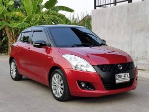 SUZUKI SWIFT 1.2 ปี2013