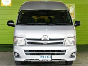 TOYOTA COMMUTER 2.5 MT 2012
