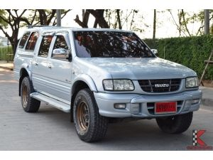 Isuzu Dragon Power 3.0 CAB-4 (ปี 2002) Rodeo Pickup MT